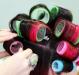 Как накрутить волосы на бигуди?