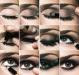 Как сделать красиво макияж глаз?