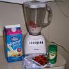 Как сделать молочный коктейль?
