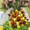 Как красиво нарезать фрукты?