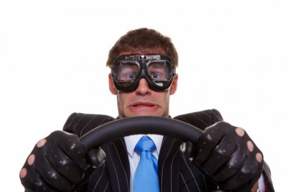 Как не бояться водить машину?