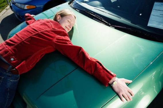 Как не купить угнанный автомобиль?