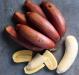 Как едят красные бананы?