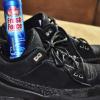 Как убрать запах из обуви?