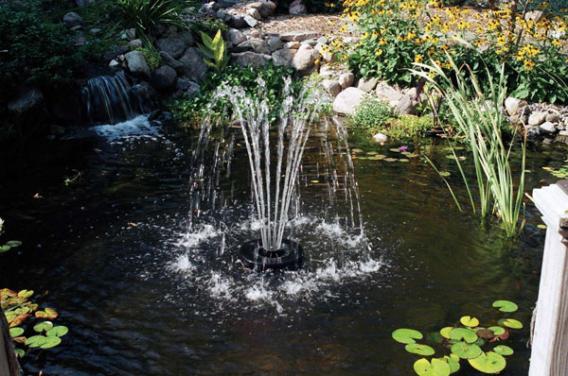 Как сделать фонтан в домашних условиях?