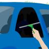 Как затонировать машину своими руками?