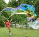 Как сделать домашние мыльные пузыри?