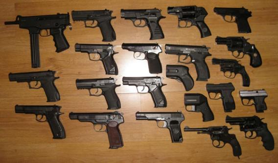 Как получить лицензию на травматическое оружие?