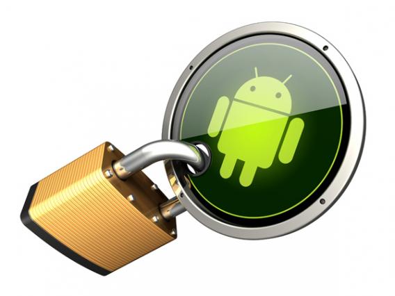 Как заблокировать андроид?