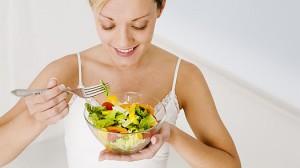 чтобы похудеть кушайте маленькими порциями