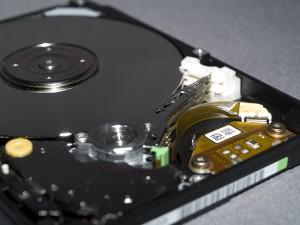 жесткий диск ноутбука