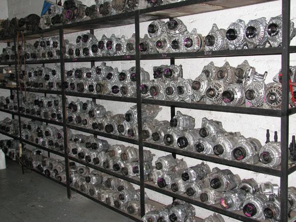 Как ремонтировать генератор?