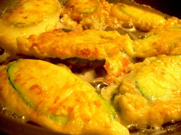 Как приготовить кабачки?