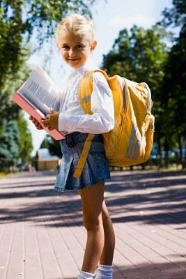 Как собрать ребенка в школу?