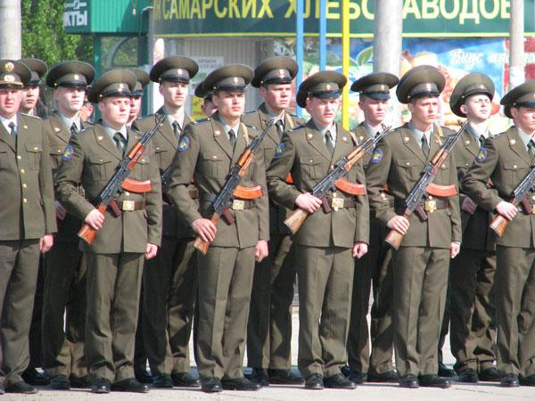 Как служить в армии?
