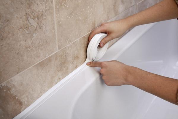 Как герметизировать ванну?