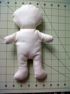Как сшить куклу своими руками?