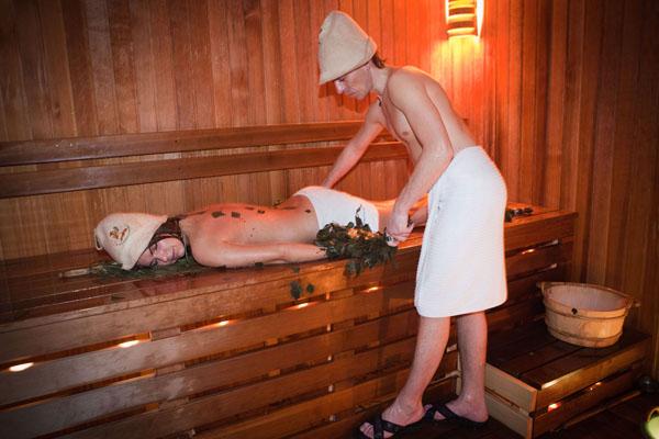 Как правильно париться в русской бане?