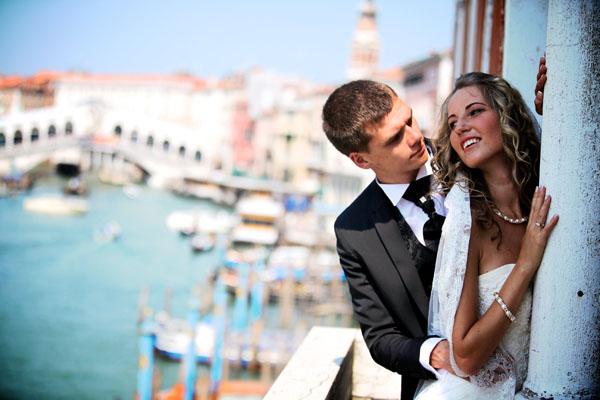 Как необычно отметить свадьбу?