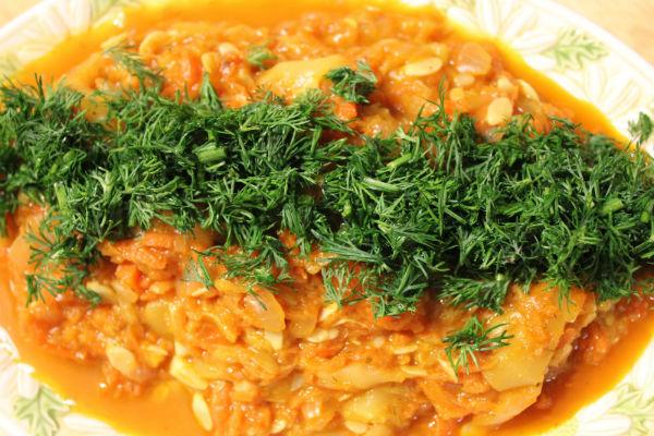 Как приготовить кабачковую икру?