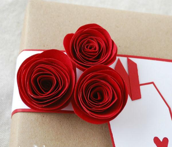 Как сделать цветок розу видео фото 798