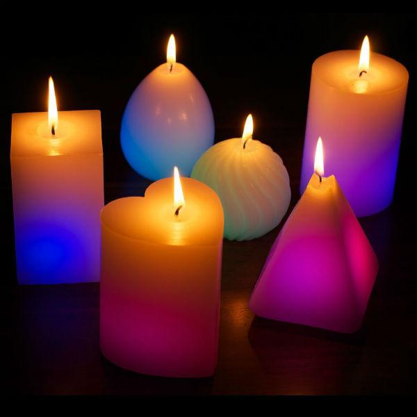 Как сделать свечу своими руками?