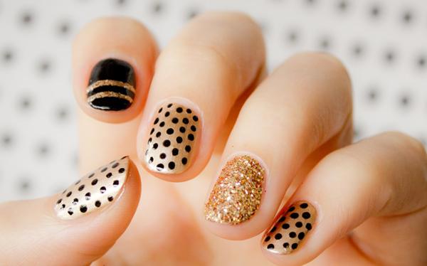 Как научиться рисовать на ногтях?