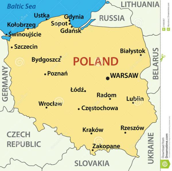 Как эмигрировать в Польшу