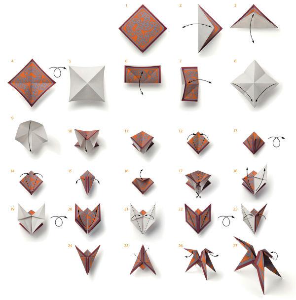 Как сделать машину оригами из бумаги 155