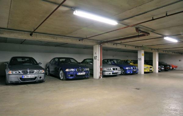 Как получить гараж?
